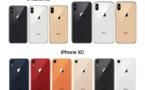 Prix des futurs iPhone XS, XS Max et XC ?