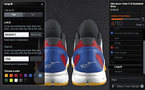 Nike - Personnalisez la chaussure de Kobe Bryant avec Facebook