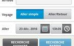SNCF Horaires et Résa sur Android Market