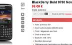 Les Blackberry 9780 et 9800 sont désormais disponibles chez Virgin Mobile !