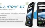 CES 2011 - Motorola annonce un smartphone double coeur avec l'Atrix 4G