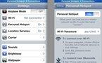L'iOS 4.3 et la fonction Hotspot pour iPhone arriveront il en France ?