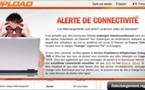 MegaUpload incite les abonnés Orange à quitter leur opérateur