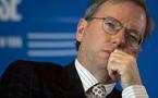 Google - Eric Schmidt quitte son fauteuil de PDG