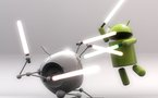 Apple vs Android - Le duel en fond d'écran