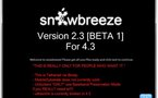 Jailbreak iOS 4.3 avec Sn0wbreeze sous Windows