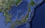 Seisme Japon - Images satellites haute résolution par Google