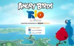 Angry Birds Rio en exclusivité sur l'App Store d'Amazon