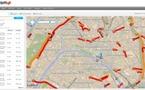 TomTom lance l'info-trafic en direct sur le Web