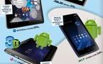 Le prix des tablettes Android pour la France ?
