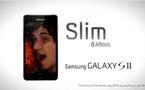 Le Samsung Galaxy S 2 dans une nouvelle publicité