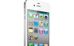 Incroyable !!! L'iPhone 4 blanc
