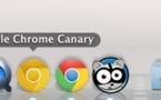 Google Chrome Canary pour Mac est disponible