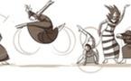Martha Graham à l'honneur sur Google dans un magnifique Doodle