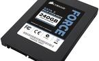 Corsair Force 3 - De nouveaux SSD avec des débits de 500 Mo/s
