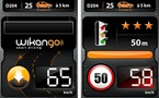 Wikango sur iPhone - L'avertisseur de radars gratuit en première place sur l'App Store