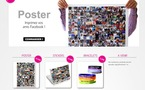 Social Printer - La boutique Facebook