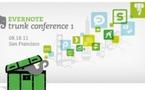 Evernote organise un concours pour développeurs - 100 000 dollars de prix
