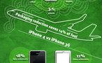"""L'iPhone est il """" vert """" (infographie)"""