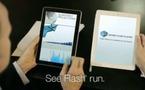 Samsung Galaxy Tab 10.1 - Avec du Flash dedans
