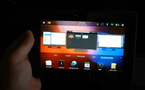 Playbook - Un rapide aperçu en vidéo du Blackberry Bridge