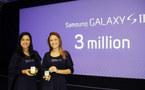 Galaxy S 2 - Samsung tient un nouveau best-seller avec 3 milions d'unités vendues
