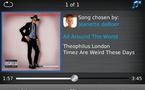 BBM Music - RIM crée son service de musique mobile