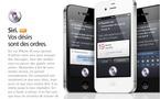 Siri pour iPhone 4S et uniquement le 4S