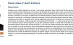 La biographie de Steve Jobs sur iPad, iPhone et iPod Touch