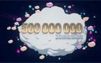 Angry Birds - 500 millions de téléchargements