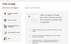 Google+ Pages est disponible