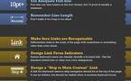 Règles de l'accessibilité du Web en 1 image