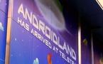 Androidland - Un Android Store éphémère en Australie