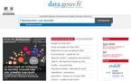 Data.gouv.fr - Transparence de données du Gouvernement Français