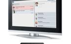 Facebook sur la TV via la Freebox Révolution