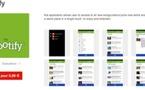 Marketplace - Une arnaque avec une fausse application Spotify