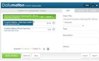 Dailymotion Mass Uploader - pour simplifier l'envoi de plusieurs vidéos simultanément
