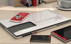 Un Laptop incluant une tablette, un mobile et une caméra, voilà un concept original