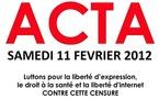 ACTA - La manifestation du 11 février inquiète les députés européens