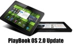 Blackberry Playbook OS 2.0 pour le 21 février