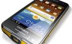 Samsung Galaxy Beam - Un écran de 50 pouces en projection