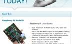 25 € ou 35 € l'ordinateur Raspberry Pi, qui dit mieux?