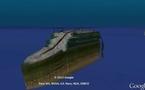 Visite du Titanic en 3D sur Google Earth