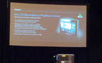 La Blackberry Playbook 4G - La NFC et un processeur Dual Core à 1,5 Ghz