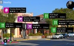 Nokia City Lens, une application de réalité augmentée rien que pour les Nokia Lumia...