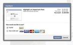 Facebook payant - Etes vous prêt?
