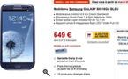 Samsung galaxy S3 - En pré-commande chez SFR et Darty