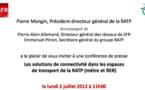 De bonnes nouvelles pour la 3G dans le métro parisien ?