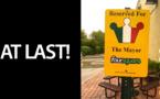 Foursquare - Une place de parking gratuite pour le Mayor de ce restaurant
