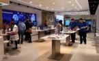 Un Samsung Store à Sydney qui devrait plaire à Apple